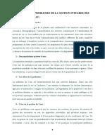 LES PRINCIPAUX PROBLEMES DE LA GIRE.docx