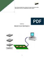 Cours Projet Electronique 1