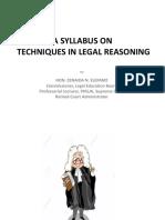 LEGAL-REASONING