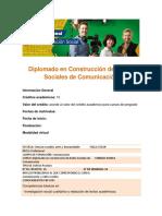 DIPLOMADO DE PROFUNDIZACIÓN