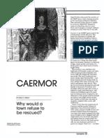 Caermor Dungeon Magazine - 002