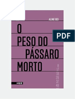 O peso do pássaro morto -  Aline Bei