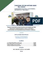 CONSIDERACIONES BASICAS DE DISEÑO DE UNA INDUSTRIA COMPARANDOLA CON LA ESCUELA PROFESIONAL DE INGENIERIA ELECTRONICA.docx