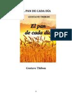 El pan de cada dia - Gustave Thibon.pdf