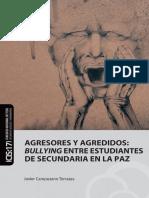 Agresores y agredidos. Bullying entre estudiantes de secundaria en La Paz.pdf