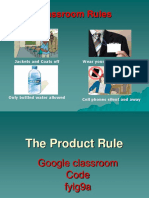 The Product Rule.ppt