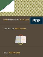 Sanad dan otentisitas din al-islam