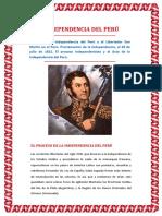 LA INDEPENDENCIA DEL PERÚ INFORME.docx