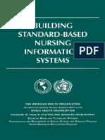 Building Standard Based Nursing Information System