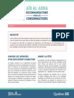 Recommandations_Fetedumouton