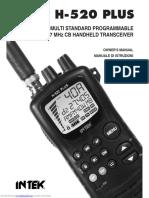 h520_plus cb radio portable