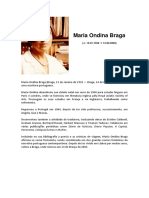 Maria Ondina Braga
