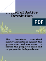 period of active revolution.ppt