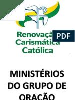 MINISTÉRIOS DA RCC.ppt