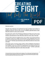 Written Clearings - Spanish Creating the Fight That Ends the World