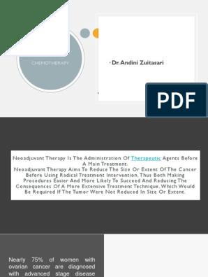 cancer peritoneal fase 4)