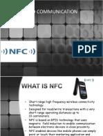 nfc ppt Near Field Communication NFC power point