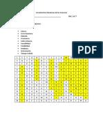 Crucigrama de Característica Dinámicas de los Sensores.docx