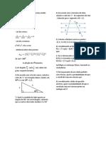 2 lista de exercício matemática