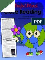 ReadingComprehensionPassagesandQuestionsThePerfectPlanetFREE