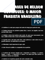 100 Frases de Nelson Rodrigues