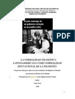 MI PROYECTO DE TESIS (ACTUALIZADO) - MAESTRÍA EN HISTORIA DE LA FILOSOFÍA.docx