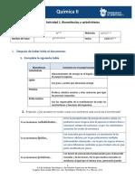 MV-U2- Actividad 1. Biomoléculas y carbohidratos