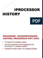 microprosser histry.ppt