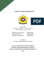 Referat Anestesi - Manajemen Stroke Perioperatif.docx