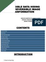 REVERSIBLE DATA HIDING USING REVERSIBLE IMAGE TRANFORMATIONn.pptx