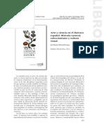 Arte y ciencia en el Barroco español, Reseña, José Ramón Marcaida López.pdf