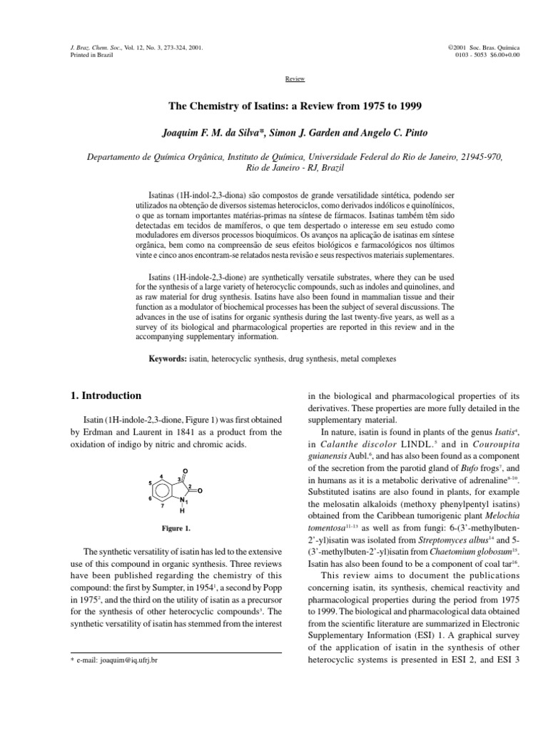 V12n3a02 Pdf Chemical Reactions Organic Compounds