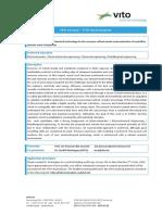 PhD vacancy description