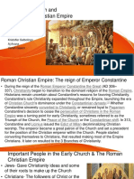 The Early Church and the Roman Empire gggggggggggggggg.pptx