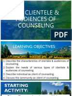 5. THE CLIENTELE & AUDIENCES OF COUNSELING.pptx