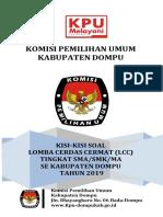 5. KISI-KISI SOAL LCC KEPEMILUAN TAHUN 2019.docx