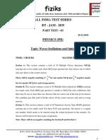 3. Jam Part Test - 03