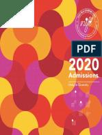 Prospectus 2020