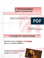 EMILE C de Communication