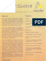 Boletim PROFSintra Junho 2007