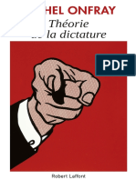 EBOOK Onfray Michel - Theorie de la dictature