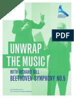 Unwrap Beethoven 5th Symphony