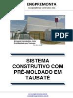 Sistema Construtivo Com Pré-Moldado Em Taubaté