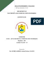 CU5151-Advanced Digital Communication Techniques
