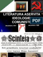 literaturaaservitaideologieicomuniste.ppt