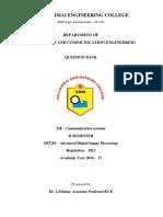 DS7201-Advanced Digital Image Processing