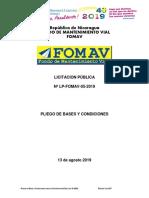 PBC FOMAV