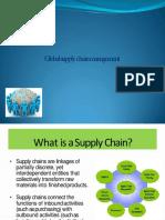 5. Global Supply Chain Mgt.