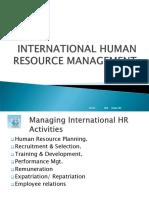 6. Global HRM