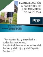 Trabajo - Evangilizacion los parientes.pptx